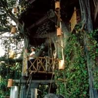 Swiss Family Treehouse– Extinct Disneyland Attractions