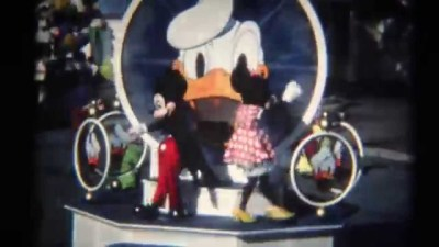 Donald Duck's 50th Birthday Parade– Extinct Disney World