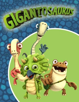 Gigantosaurus (Disney Junior Show)