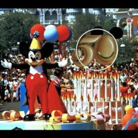Mickey's 50th BirthdayParade - Extinct Disney World Attractions