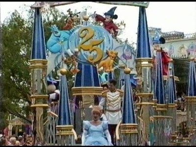 Remember the Magic Parade– Extinct Disney World Attractions