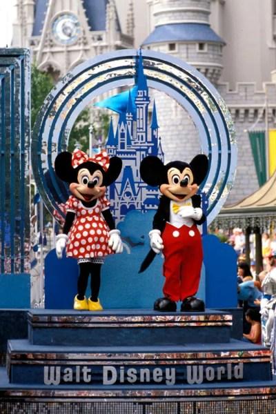 Tencennial Parade– Extinct Disney World Attractions