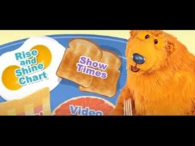Breakfast with Bear(Playhouse Disney Show)