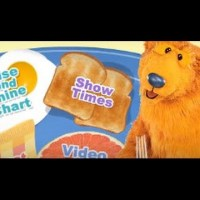 Breakfast with Bear (Playhouse Disney Show)