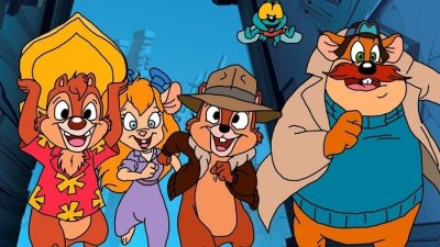 Chip 'n Dale Rescue Rangers (Disney Afternoon Show)