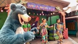 Hakuna Matata Time Dance Party (Disney World)