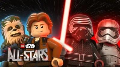 LEGO Star Wars: All-Stars (Disney XD Series)
