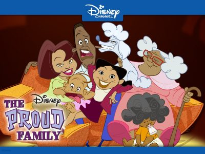 The Proud Family (One Saturday Morning Show)