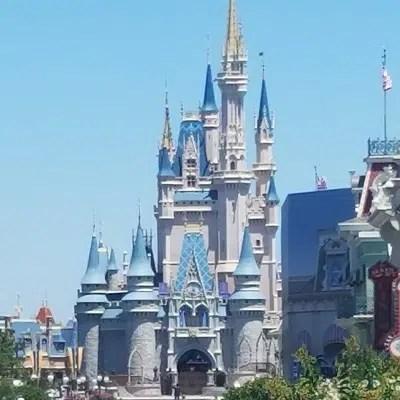 Cavalcade of Characters– Extinct Disney World Parade
