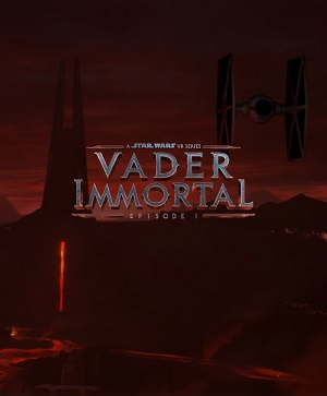 Vader Immortal (Star Wars VR Game)
