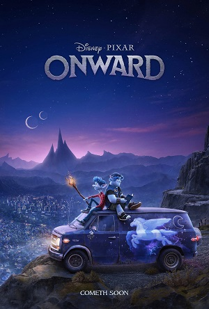 Onward (2020 Disney Pixar Movie)