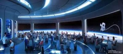 Space 220 (Disney World Restaurant)