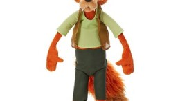 Br'er Fox Plush (Medium) Splash Mountain