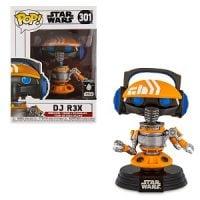 DJ R3X Funko Pop! Bobble Head | Star Wars: Galaxy's Edge