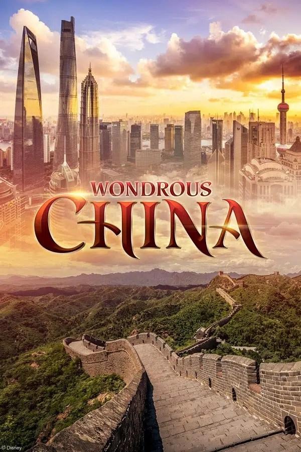 Wondrous China (Disney World Show)