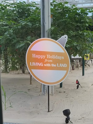 Living with the Land (Disney World Ride)