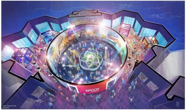 odyssey Walt Disney Imagineering presents the Epcot Experience