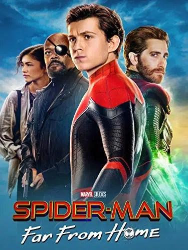 Spider-Man Far From Home   Marvel Movie