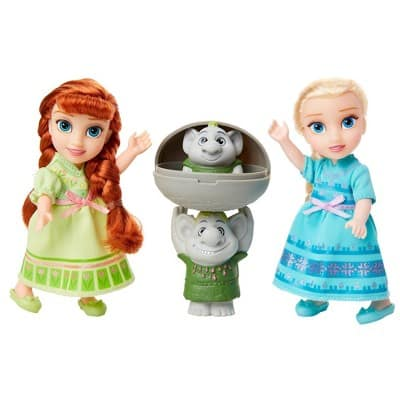 Frozen 2 Petite Surprise Trolls Gift Set | Disney Toys