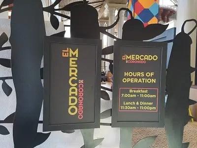 El Mercado de Coronado (Disney World Restaurant)