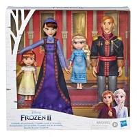 Frozen 2 Arendelle Royal Family Doll Set | Disney Toys