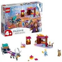 Frozen 2 Elsa's Wagon Carriage Adventure 41166 | LEGO Disney