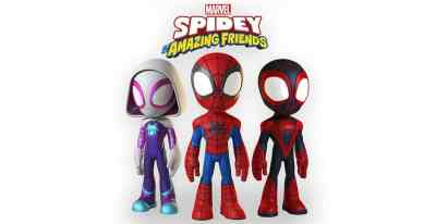 Marvel's Spidey and His Amazing Friends (Disney Junior Show)