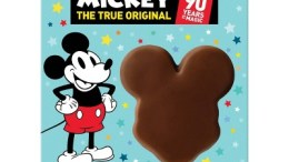 Mickey Mouse Ice Cream Bars | Disney Home Foods