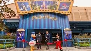 Mickey's Philharmagic (Disneyland)