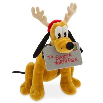 Pluto Christmas 2019 Plush | Disney Christmas