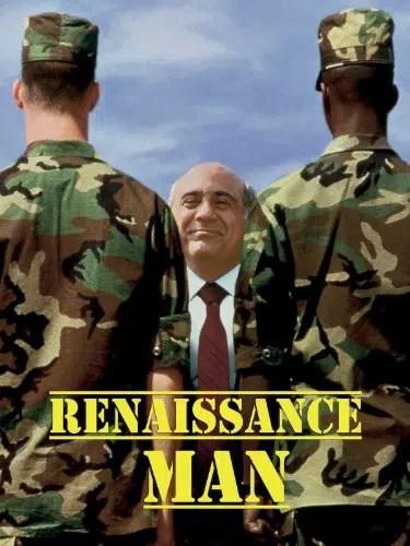 Renaissance Man (Touchstone Movie)
