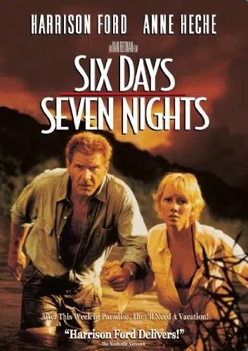 Six Days Seven Nights (Touchstone Movie)