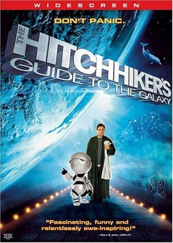 The Hitchhiker's Guide to the Galaxy (Touchstone Movie)