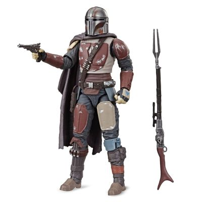 The Mandalorian Action Figure | Star Wars The Black Series