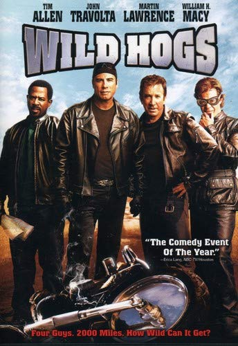 Wild Hogs (Touchstone Movie)