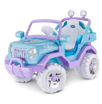 Frozen 4×4 Ride-On | Disney Toys