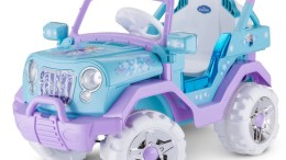 Frozen 4x4 Ride-On | Disney Toys
