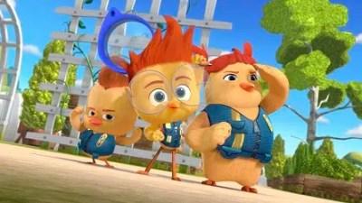 The Chicken Squad (Disney Junior Show)