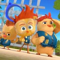 The Chicken Squad (Disney Junior Show)