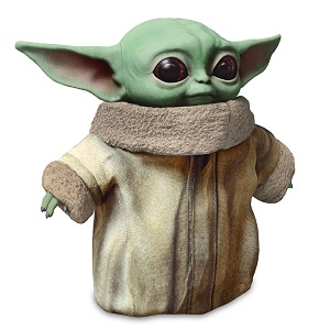 Baby Yoda Plush | The Mandalorian | Star Wars Toys