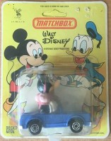 Minnie Mouse Disney Matchbox Diecast Car - 1979