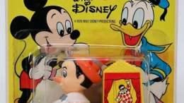 Pinocchio Disney Matchbox Diecast Car - 1979