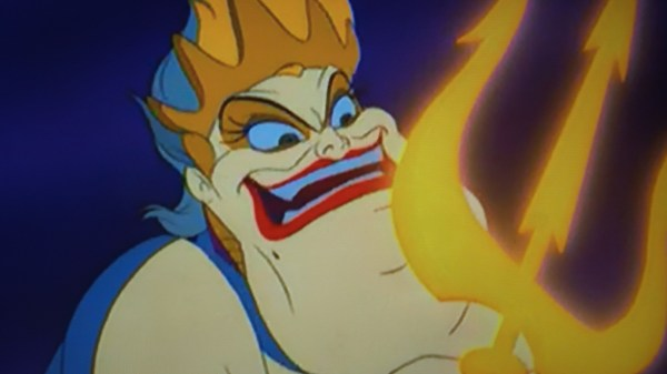Ursula Little Mermaid