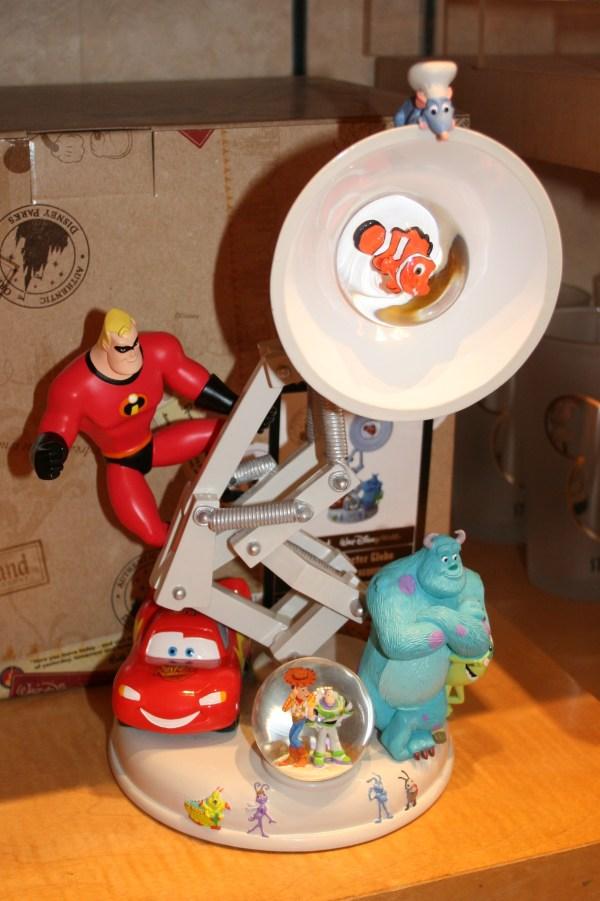 Pixar Character Lamp Disney Nouns