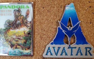 New Pandora – The World of Avatar Pins!