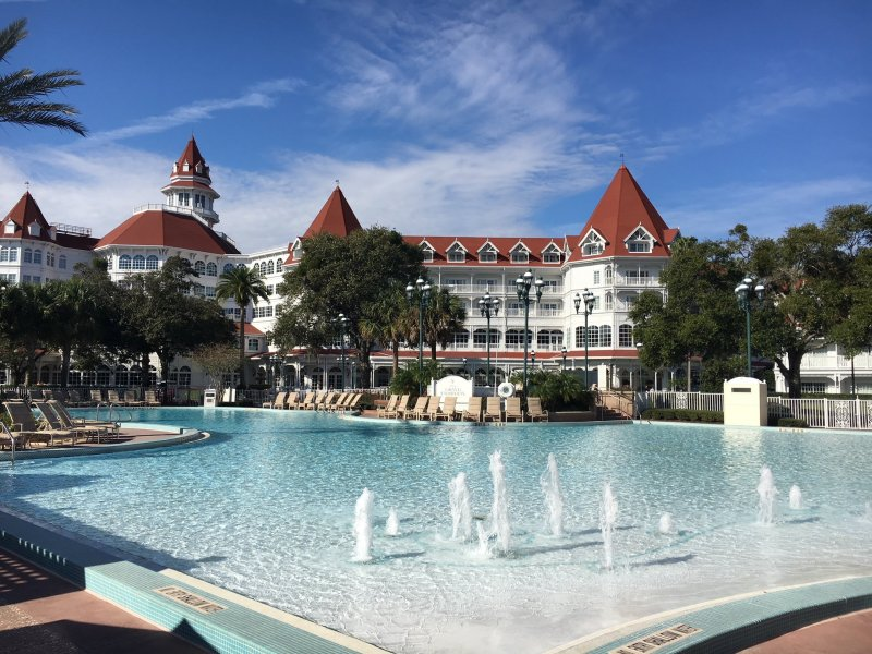 walt disney world grand floridian hotel near magic kingdom