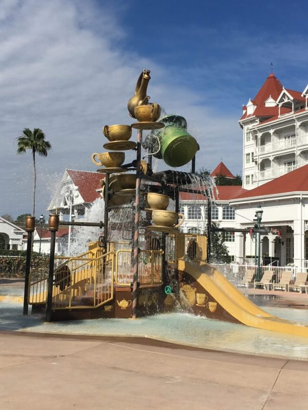 walt disney world grand floridian