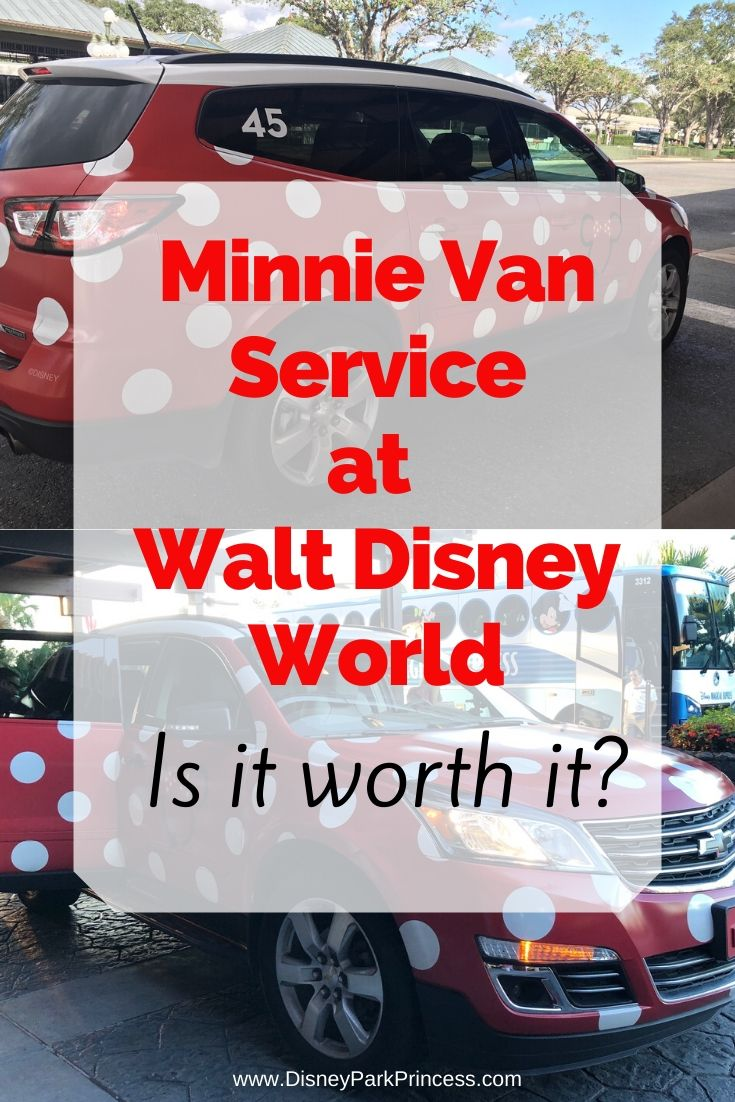 Minnie Van Service is a new option for getting around Walt Disney World. But is it worth the additional expense? Learn how Minnie Van Service works and if it is right for you! #disneyworld #minnievans #travel #disney