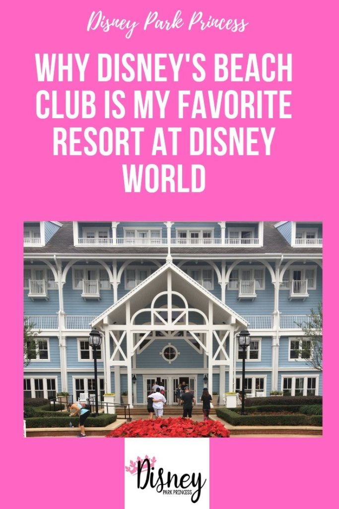 Learn why we love Disney's Beach Club Resort at Walt Disney World