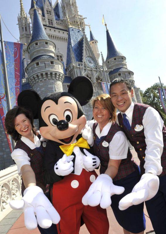 VIP Tour Guide at Disney